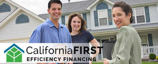 CaliforniaFIRST Efficiency financing for HVAC energy