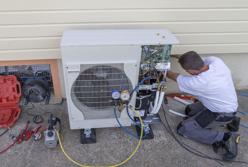 Heat Pump Services in Ventura County and Los Angeles County