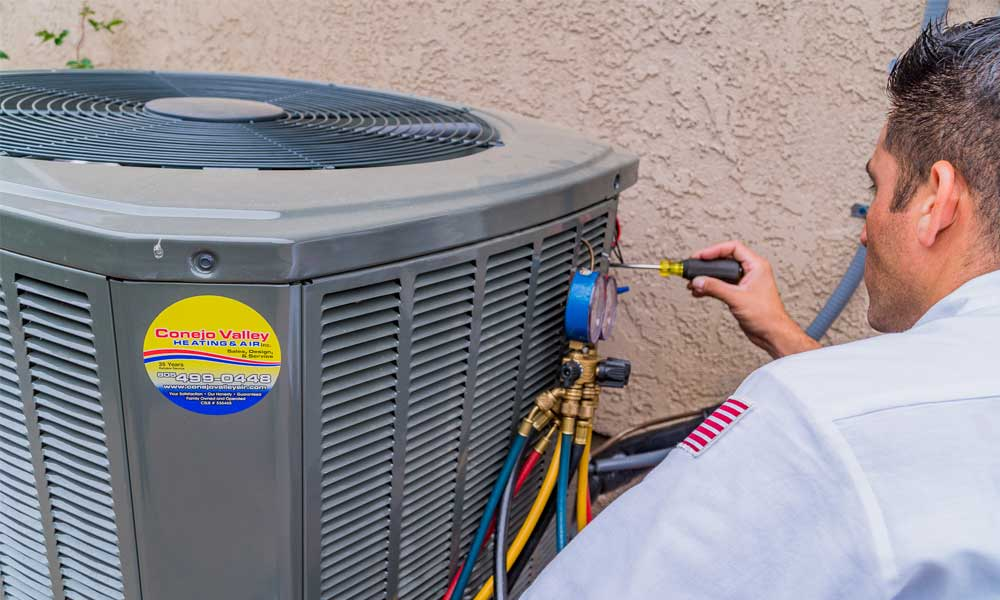 How To Maintain Your A/C Through Fall + Winter