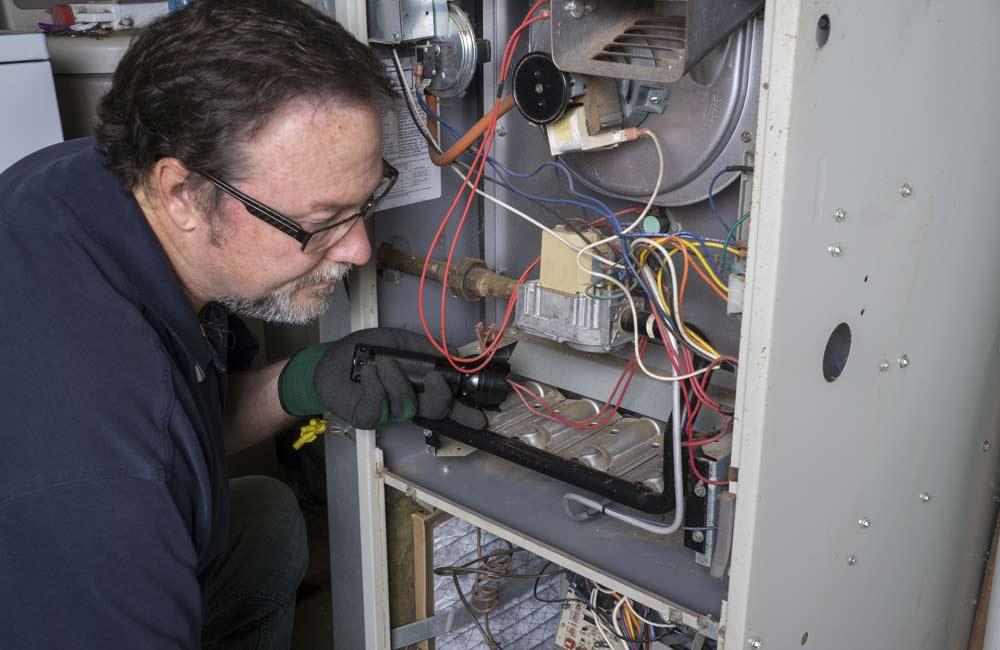 Professional Furnace Tune-Up & Maintenance
