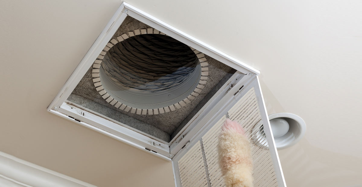 Clean Air Ducts Regularly