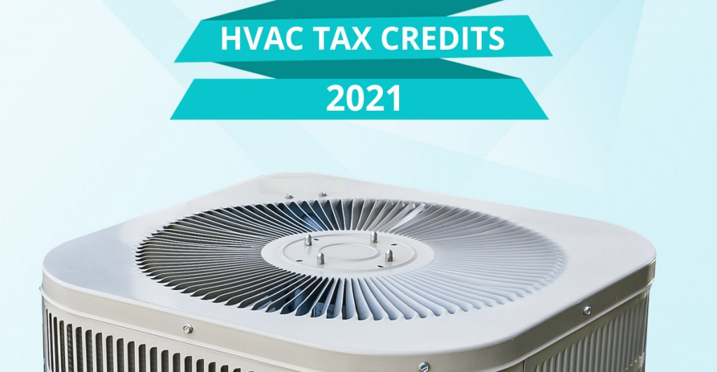 HVAC Tax Credits 2021