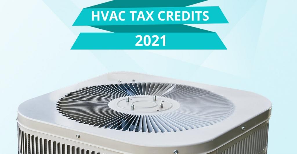 HVAC Tax Credits 2021