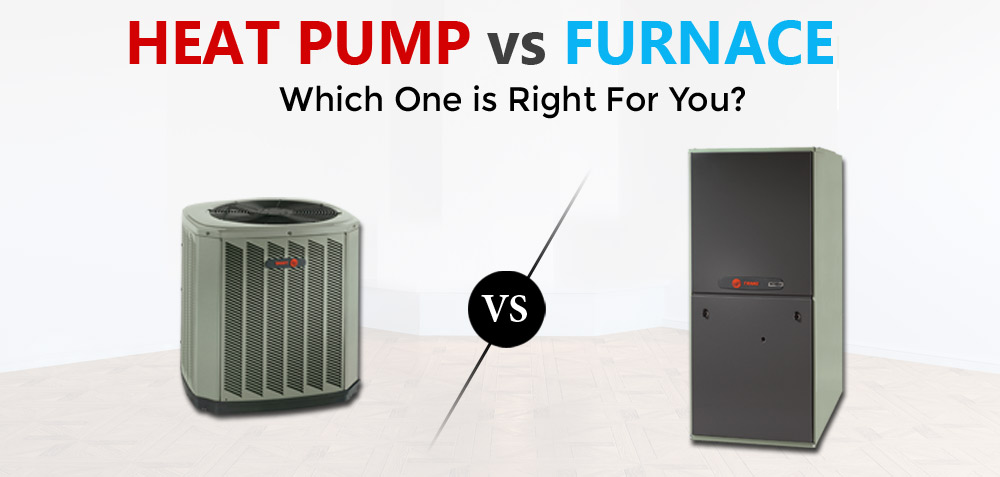 Heat Pump vs. Furnace