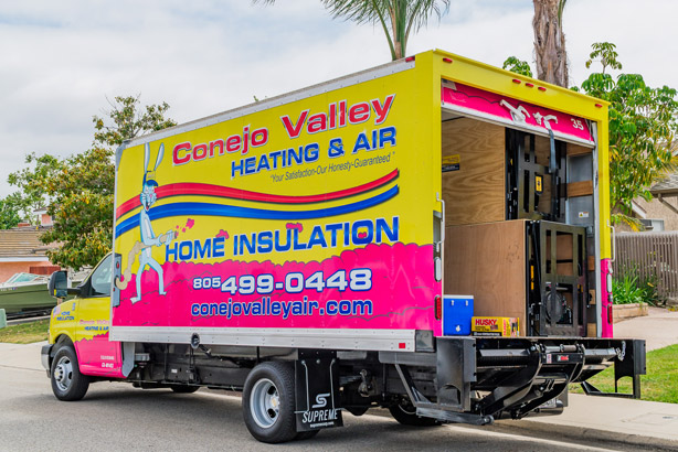 Home Insulation Installation Service