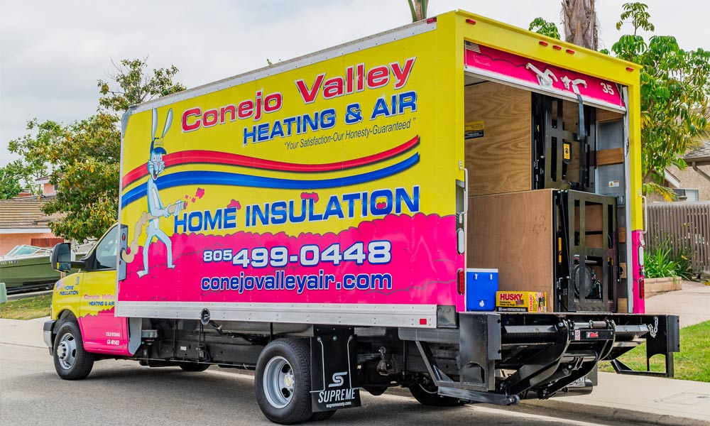 Home Insulation Services in Newbury Park, CA