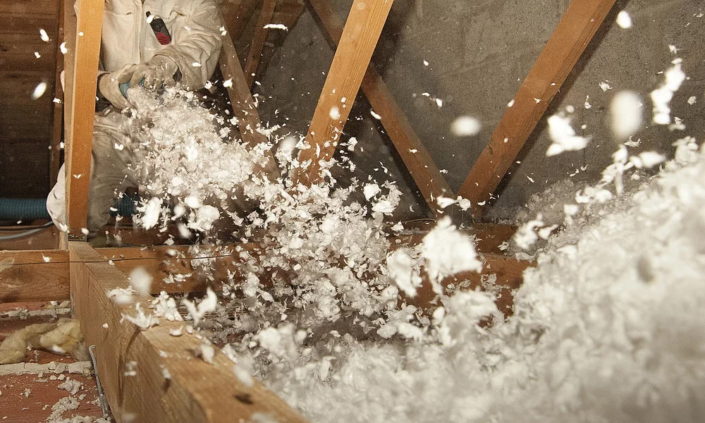 Attic Re-Insulation and Renovations