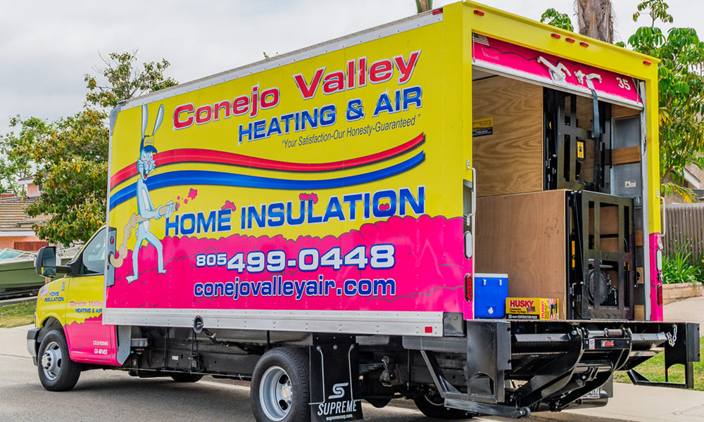 Contact Conejo Valley Air to Get Your Attic Insulation Professionally Replaced